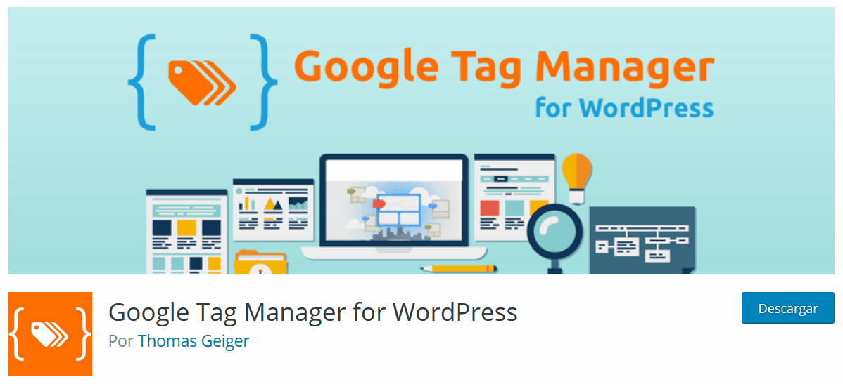 Cómo Integrar Google Tag Manager en WordPress con Plugin