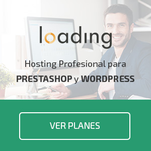 Hosting Profesional PrestaShop WordPress